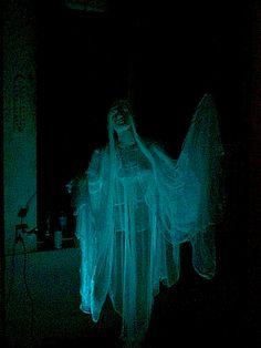 Spooky Phantom How-To instructions
