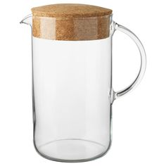 IKEA - IKEA 365+, Pitcher with lid, Also suitable for hot drinks.