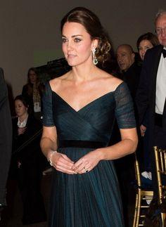 Kate Middleton Photos: Royal Visit to New York - Metropolitan Museum