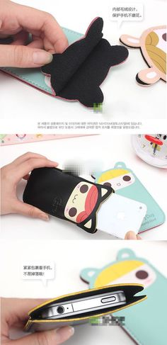 Cute Case For iPhone 4 & 4s // For more information please kindly text us at 081316747952