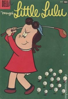 Little Lulu #121 - Published July 1958 by Dell/Gold Key