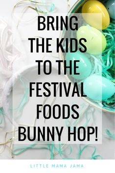 Bring the kids to the Festival Foods Bunny Hop on April 8th! #ad