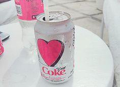 Diet Coke <3 Obsession is an understatement.