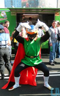 Dragonball Z Cosplay New York Comic Con