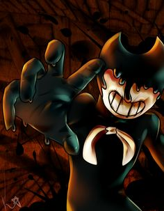 Sorry (Bendy And The Ink Machine Chapter 2!) by thanksgungod on DeviantArt