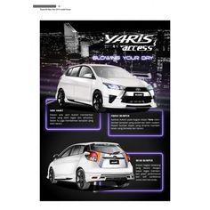 Bodykit Toyota All New Yaris
