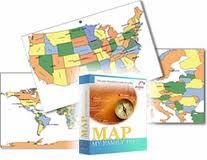 Map My Family Tree Software