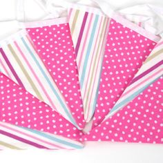 Bunting £10.00 from Dawn's Cotton Dreams