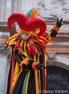 "Welcome to Venezia ""The"" Carnavale of the World!  How can these be beautiful and kind of scary at the same time???"