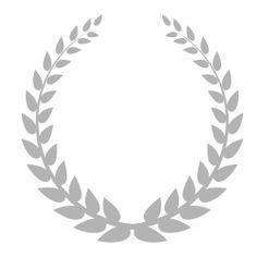 laurel leaf crown template - laurel wreath download royalty free vector file eps 2136