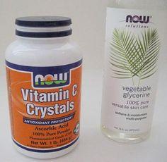 DIY Anti-aging Vitamin C Serum « BeFlossy.com | Makeup and Beauty Blog, Makeup Reviews, Beauty Tips, Health & Fitness