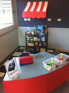 Classroom Shop Corner Store Role-Play Area