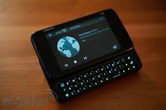 Nokia n900    The N900 is the first phone from Nokia based on the Maemo Platform.  Nokia has expressed their intentions to use Maemo in high-end phones.  The Nokia N900 is a Touchscreen, full  QWERTY slider phone and one of most talked about members of the N-Series recently.