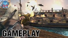 Assassin's Creed IV Black Flag SHIP Gameplay. This looks so awesome.