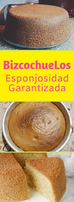 Todo lo que siempre quisiste saber sobre BIZCOCHUELOS O BIZCOCHOS y nunca te animaste a preguntar esta en QUIEROCAKES #quiero #quierocakesblog Spanish Food, Yummy Cookies, No Bake Desserts, Cake Pops, Cupcake Cakes, Cupcakes, Catering, Bakery, Food And Drink