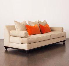 Frank Armless Sofa - Sofas - Collection - Mattaliano