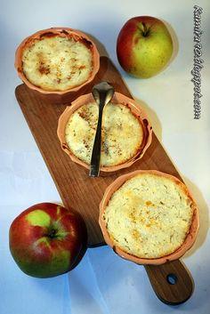 W Moim Magicznym Domu           : Ryż zapiekany z jabłkami