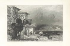 İstanbul- (The Beauties of the Bosphorus; by Miss Pardoe, from drawings by W. H. Bartlett.)'1874