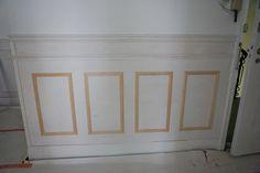 Bröstpanel och stuckatur - Jannike Ebbing - Metro Mode Living Room, Mirror, Inspiration, Furniture, Board, Home Decor, Fashion Styles, Biblical Inspiration, Sitting Rooms