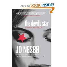 Continuing my Scandinavian crime theme.  I am really liking Jo Nesbo right now.