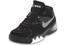 Nike Air Force Max  / Charles Barkley...I had these when I played b-ball in high school  :-)