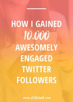 Twitter is one of my favorite social media platforms because it allows to you chat with perfect strangers, find new people to follow/collaborate with, and share information quickly. But figuring out how to grow and audience on an app that's moving SO FAST can be challenging. Here is 5 tips for how I went from ZERO to over 10k followers on Twitter.