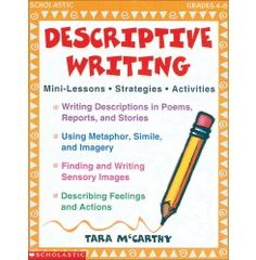 challenging times english resources teaching ideas and literacy descriptive writing mini lesson