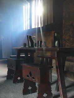 medieval interior