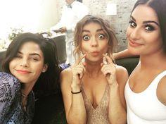 Lea via Instagram - msleamichele: We ❤️ you bradgoreski #bradsbitches