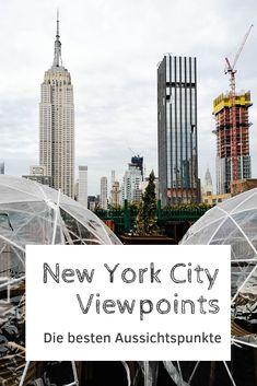 New York City Viewpoints New York Trip, San Salvador, New York Sights, New York View, New York Guide, Empire State Building, Lots Of Money, Varanasi, New City