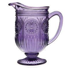 Florentine Pitcher- lovely colour. Z