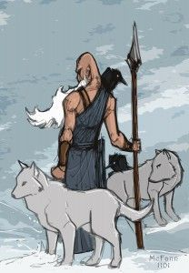 Kobold Press, Gripping Beast, Old Norse, Gallows, Ymir, First Humans, Anglo Saxon, Norse Mythology, Ruler
