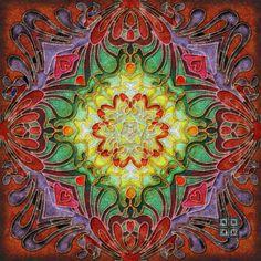 Mandala Design 172 by Philluppus