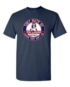 Amazing World Champion New England Football DT Adult T-Shirt Tee (XX Large b29db738f