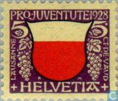 Switzerland [CHE] - Heraldic Arms 1928