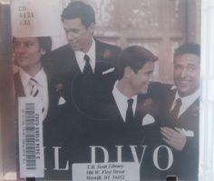 Music Artists: Il Divo Album: Il Divo