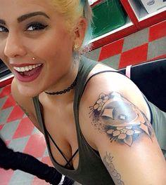 #thezombiunicorn #zombiunicorn #twitch #youtube #tattoo
