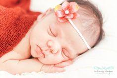 Uma flor de bebê