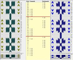 22 tarjetas, 3 colores,5F-5B-1F-1B // sed_1064 diseñado en GTT༺❁