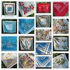 Vintage Tablecloths!