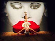 #surrealism #salvadordali #ballerina #tutu #costume #headpiece #circus #avantgarde #ambiance #lucentdossier #lucentdossierexperience #evententertainment