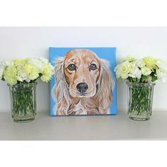 #cockerspaniel #painting as part of my dog series! See more at http://www.finnleyelliott.co.uk
