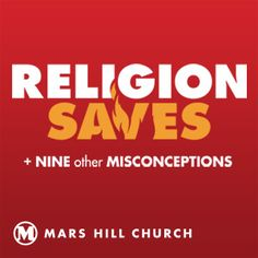 This is one of many great sermon series from Mars Hill Church -- Pastor Mark Driscoll. Dynamic speaker, knows his stuff and doesn't sugar coat it! Highly recommended.