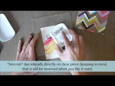 Unity Quick Tip  Reverse Ink Smooshing - Unity ONE MINUTE QUICK TIP! Always AMAZING Stamps on Sale at Unity - Simply click to our HOME PAGE and watch the GRAPHICS to see what we have ON SALE TODAY for you! Low Shipping - Phenomenal Prices. www.unitystampco.com.
