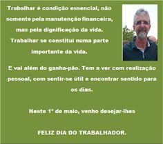 RN POLITICA EM DIA: TOINHO DO MIRAGEM: FELIZ DIA DO TRABALHADOR.