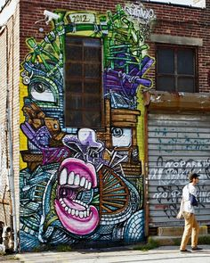 Read all about Bushwick's burgeoning art scene on The Culture Trip: http://theculturetrip.com/north-america/usa/new-york/articles/nyc-culture-guide-bushwick-s-10-best-contemporary-art-galleries/?utm_source=pinterest&utm_medium=pinterest&utm_campaign=pinterest-art