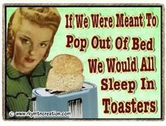 Kitchen Gifts Retro Toaster Funny Refrigerator Magnet If We Were Meant To pop Out Of Bed Retro Refrigerator, Refrigerator Magnets, Retro Toaster, Me Quotes, Funny Quotes, Just Married Car, Funny New, Retro Pop, Pop Out