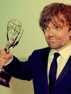Peter Dinklage, really fancy him.... Espesh with his Tyrion accent <3