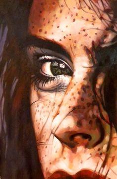 Thomas Saliot - Intense Close up