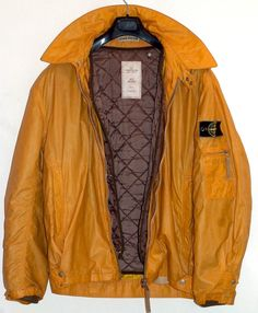 Stone Island, Isola Di Pietra, Ice Jacket, AW 1989/90 Stone Island Jacket, Stone Island Hoodie, Stone Island Clothing, Moda Casual, Cool Outfits, Street Wear, Menswear, Mens Fashion, Coat